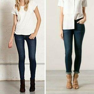 Rag and Bone, Wonderland Skinny Jean, size 25